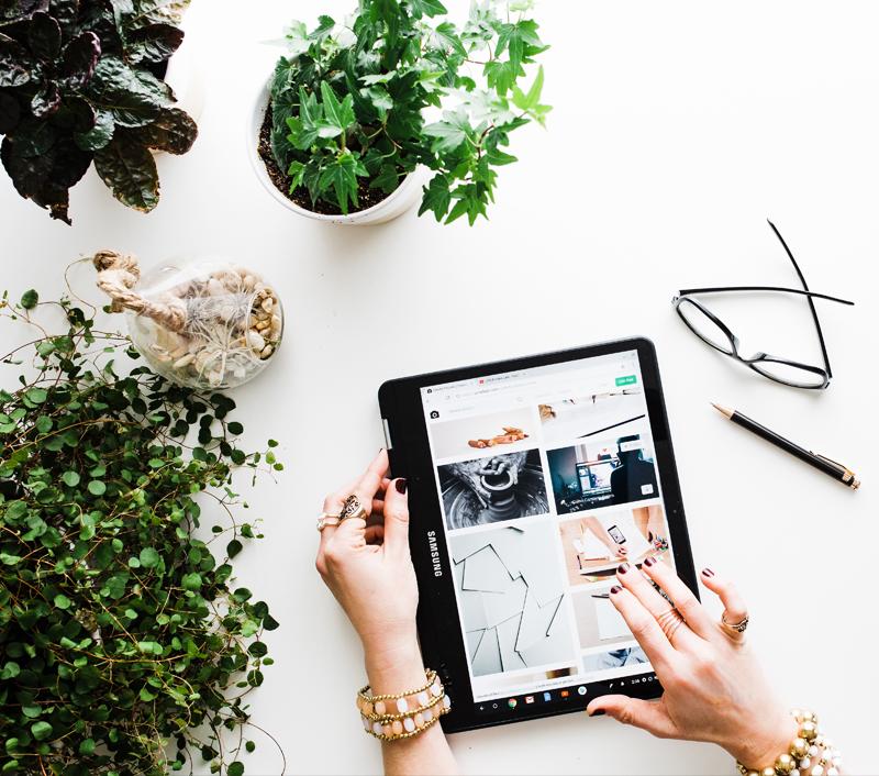 dekoratør kursus online